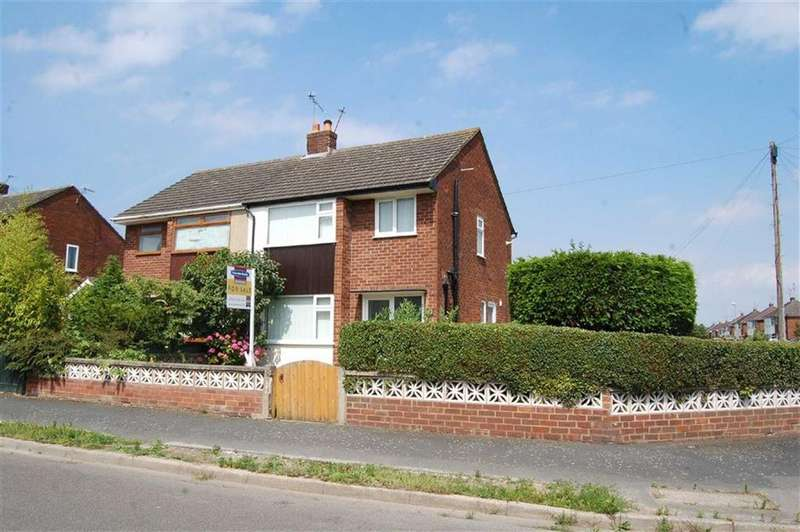 3 Bedrooms Semi Detached House for sale in Thirlmere Road, Whitby, Ellesmere Port