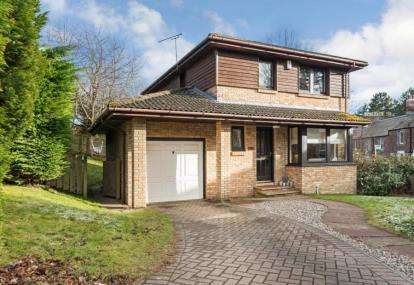 3 Bedrooms Detached House for sale in Bridgewater Avenue, Auchterarder