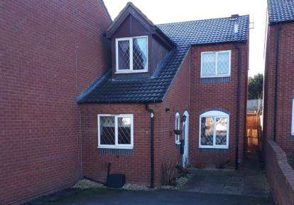 3 Bedrooms Semi Detached House for sale in Woodward Road, Kidderminster