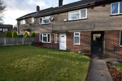 3 Bedrooms Terraced House for sale in Skye Crescent, Shadsworth, Blackburn, Lancashire