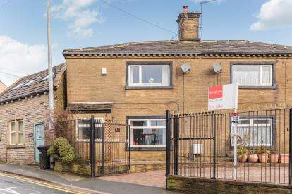 5 Bedrooms End Of Terrace House for sale in Ambler Thorn, Queensbury, Bradford, West Yorkshire