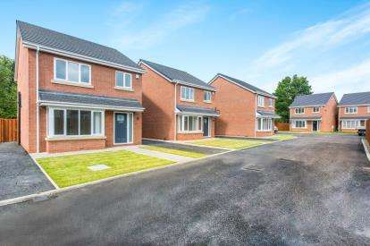 4 Bedrooms Detached House for sale in Grosvenor Court, Newton-le-Willows, Merseyside