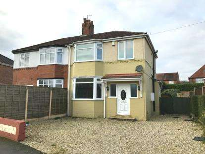 3 Bedrooms Semi Detached House for sale in Rayleigh Avenue, Davenham, Northwich, Cheshire