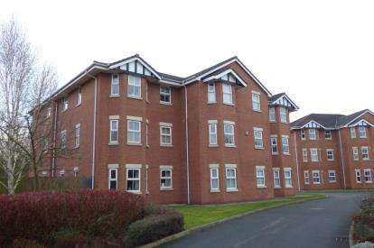 1 Bedroom Flat for sale in Finsbury Close, Great Sankey, Warrington, Cheshire