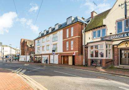 1 Bedroom Flat for sale in The Mills, Mill Bank, Stafford, Staffordshire