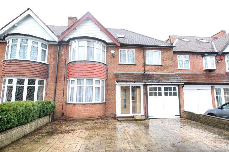 4 Bedrooms Semi Detached House for sale in Sarehole Road, Hall Green, Birmingham