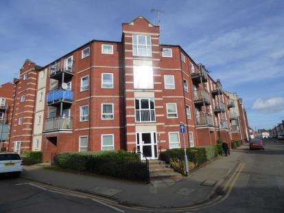 2 Bedrooms Flat for sale in Pavillion Court, Stimpson Avenue, Northampton, Northamptonshire
