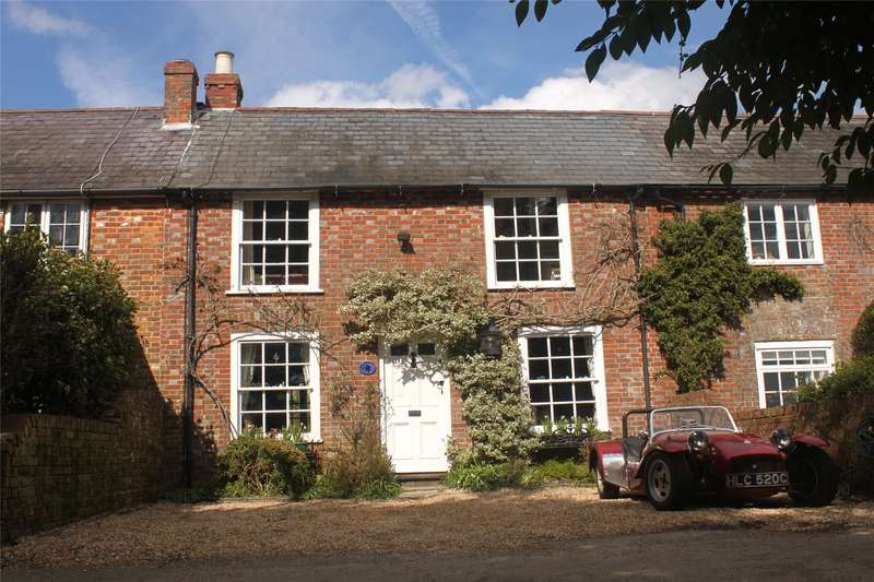 4 Bedrooms Terraced House for sale in Dukeshead Cottages, Lower Woodside, Lymington, Hampshire, SO41