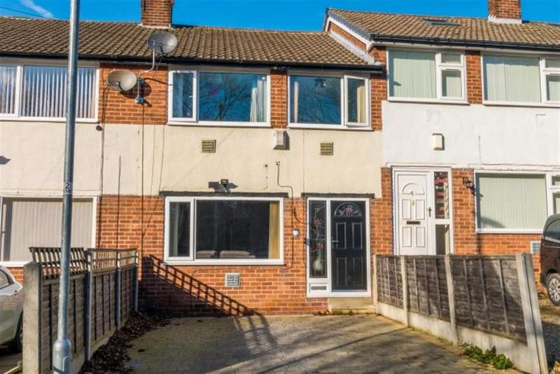 3 Bedrooms Terraced House for sale in Somerdale Gardens, Bramley, LS13