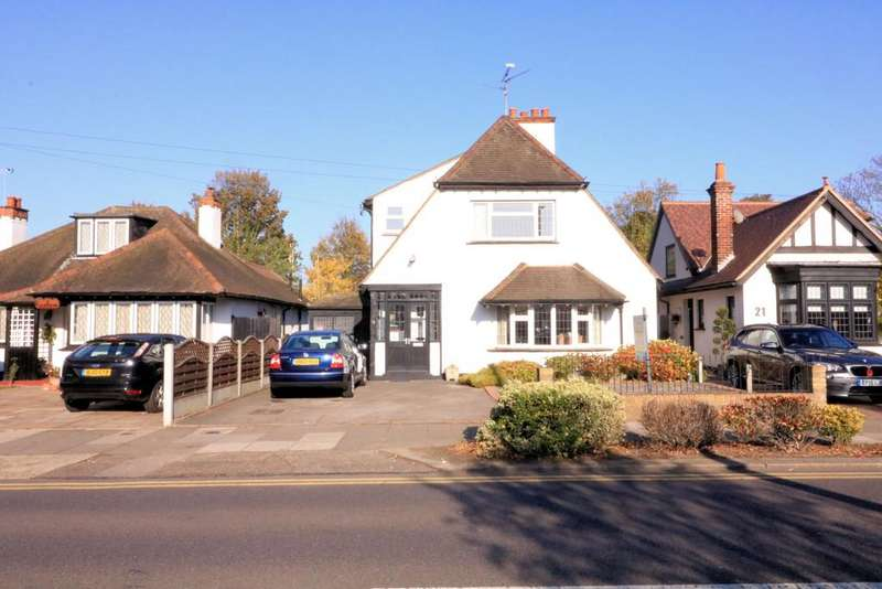 3 Bedrooms Detached House for sale in Acacia Drive, THORPE BAY