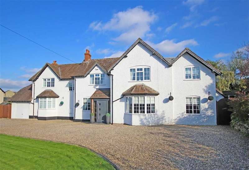 5 Bedrooms Detached House for sale in Station Road, Woodmancote, Cheltenham, GL52