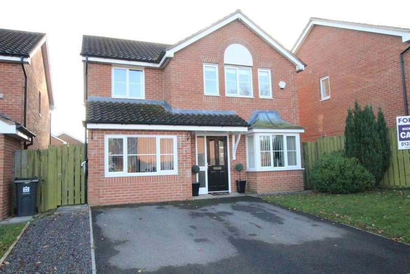 4 Bedrooms Detached House for sale in Jasmin Grove, School Aycliffe