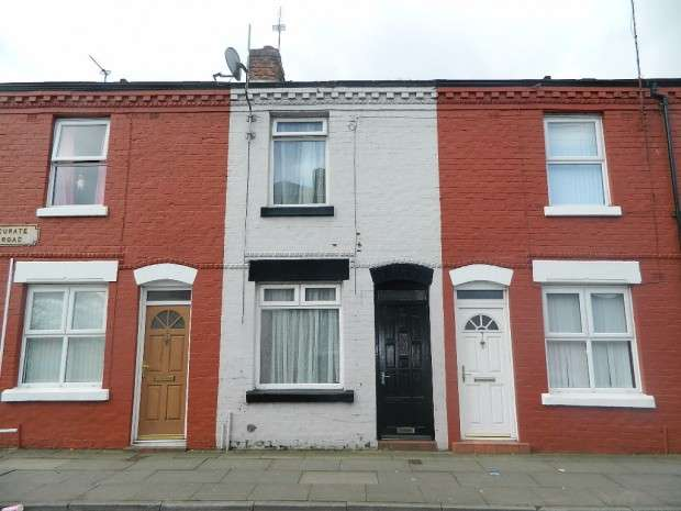 2 Bedrooms Terraced House for sale in Curate Road, Liverpool, L6