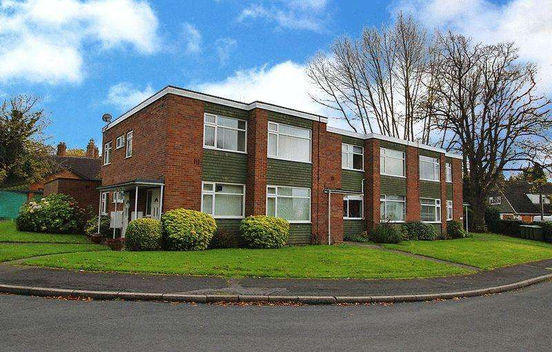 2 Bedrooms Ground Flat for sale in Shenstone Court, PENN, Wolverhampton