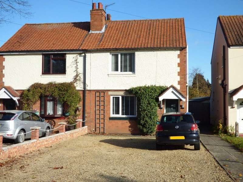 3 Bedrooms Semi Detached House for sale in Knights Lane, Tiddington