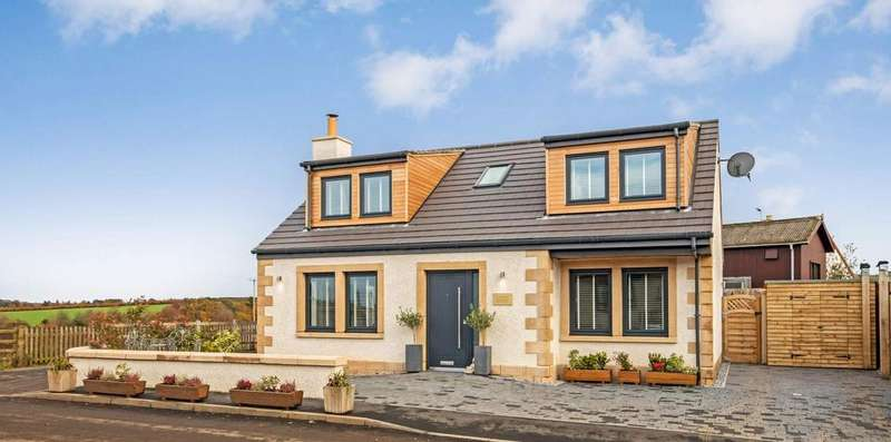 3 Bedrooms Detached House for sale in Akora House, Humbie, East Lothian, EH36 5PJ
