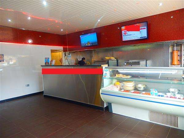 Property for sale in Kebab Shack, 6 Carlibar Road, Barrhead, Glasgow