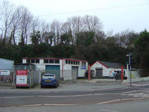 Commercial Property for sale in CELTIC HOUSE & CELTIC TERRACE, ST LAWRENCE HILL, Milford Haven