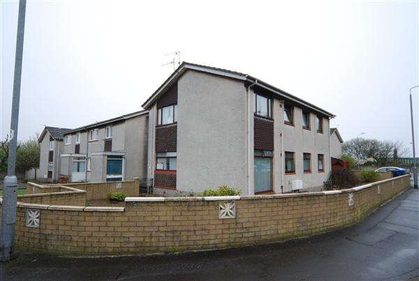 2 Bedrooms Apartment Flat for sale in Winton Court, Ardrossan