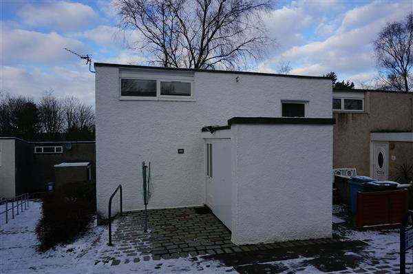 2 Bedrooms End Of Terrace House for sale in Lairds Hill, Cumbernauld