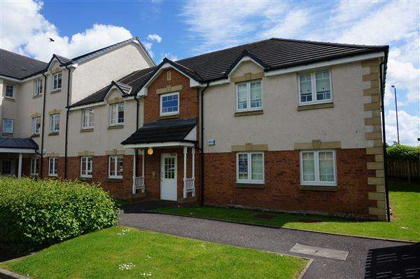 2 Bedrooms Apartment Flat for sale in Old Tower Road, Cumbernauld