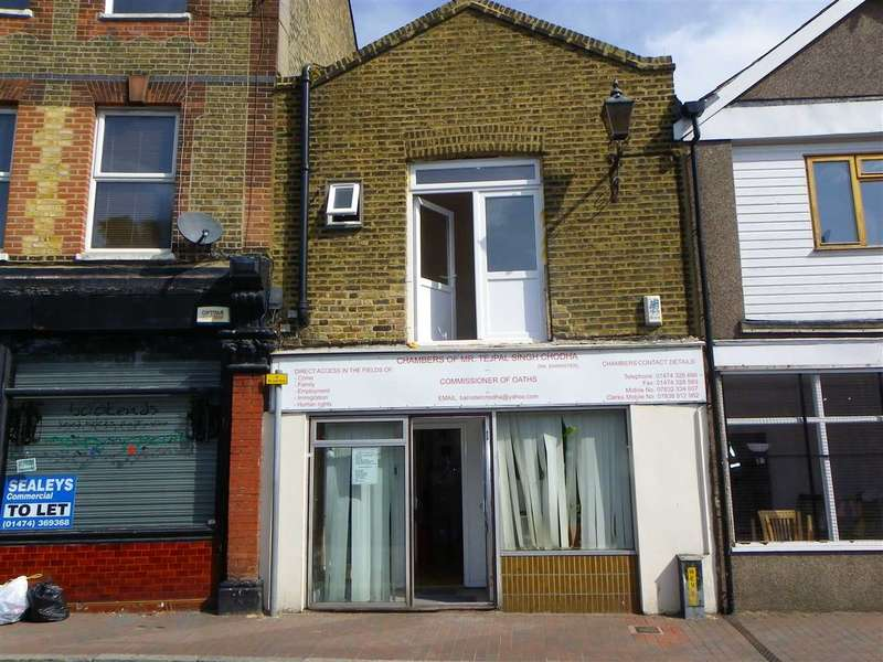 Commercial Property for sale in Manor Road, Gravesend