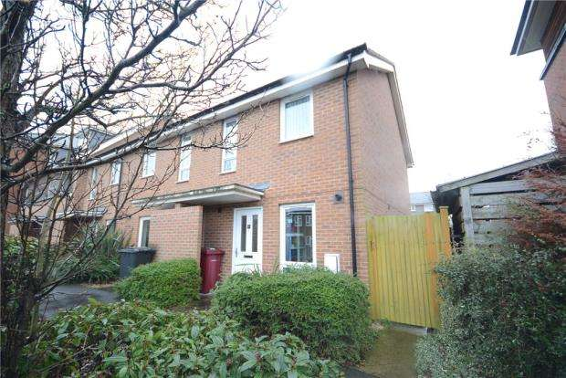 2 Bedrooms End Of Terrace House for sale in Amersham Road, Caversham, Reading
