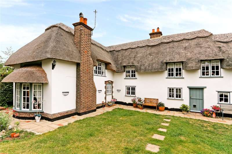 4 Bedrooms Detached House for sale in Mill Lane, Chinnor, Oxfordshire, OX39