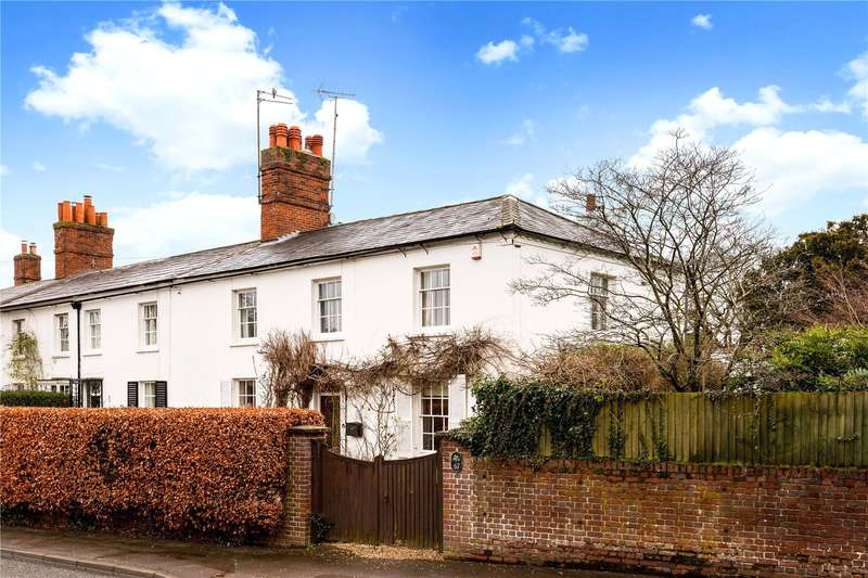 4 Bedrooms Semi Detached House for sale in Andover Road, Newbury, Berkshire, RG14