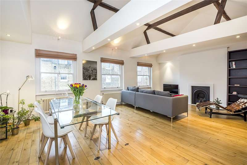 2 Bedrooms Flat for sale in Smith Street, London, SW3