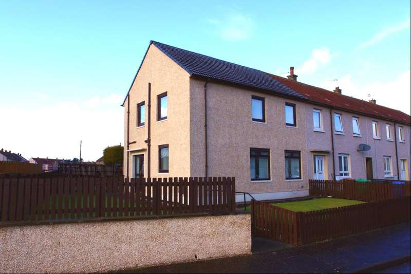 3 Bedrooms Property for sale in Langside Avenue, Kennoway, Leven, KY8
