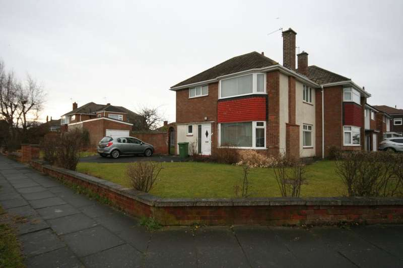 3 Bedrooms Semi Detached House for sale in Bentinck Road, Fairfield, Stockton-On-Tees, TS19