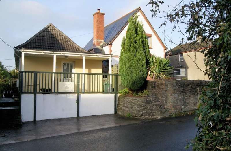 2 Bedrooms Detached Bungalow for sale in Bere Alston