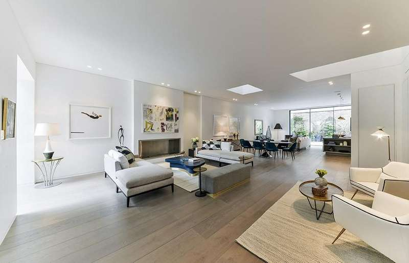5 Bedrooms House for rent in Rede Place, Notting Hill, London, W2