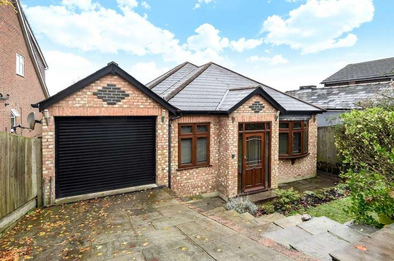 4 Bedrooms Detached House for rent in Hillcrest Road Biggin Hill TN16