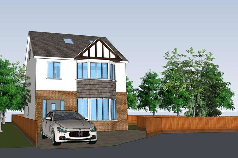 4 Bedrooms Detached House for sale in Kings Lane, Sutton, Surrey, SM1 4NY