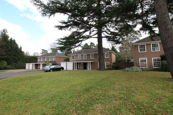 4 Bedrooms Detached House for rent in Redcourt, Woking