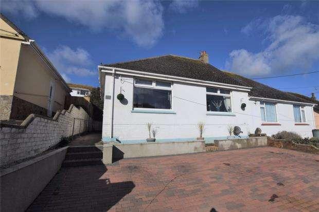 2 Bedrooms Semi Detached Bungalow for sale in Eden Grove, Paignton, Devon