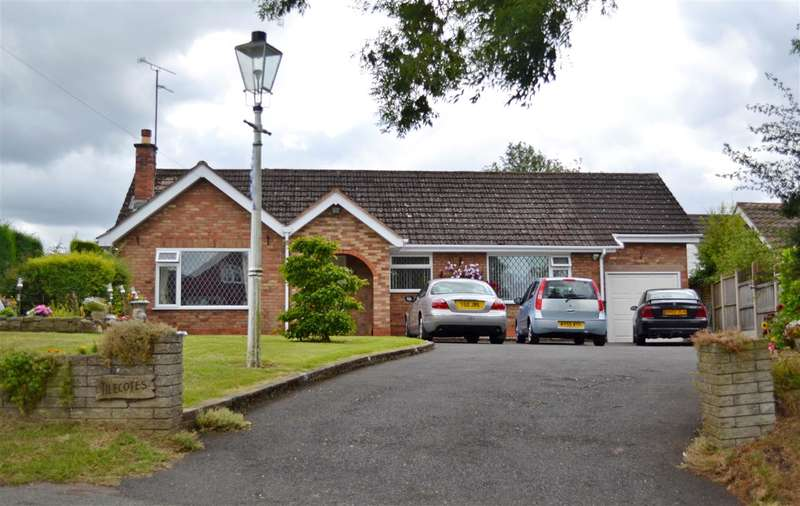 4 Bedrooms Bungalow for sale in Tilecotes, Puddle Hill, Hixon, Stafford