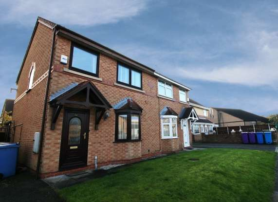 2 Bedrooms Semi Detached House for sale in Sparrow Hall Road, Liverpool, Merseyside, L9 6BU
