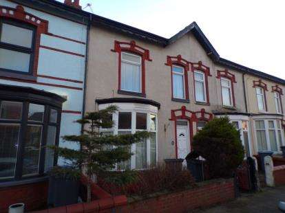 3 Bedrooms Terraced House for sale in Sedbergh Avenue, Blackpool, Lancashire, FY4