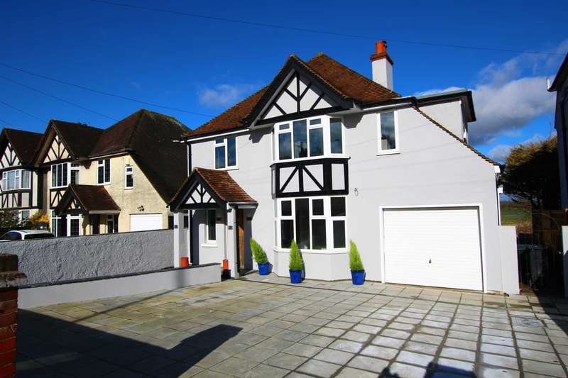 4 Bedrooms Detached House for sale in Kings Drive, Eastbourne, BN21 2PB