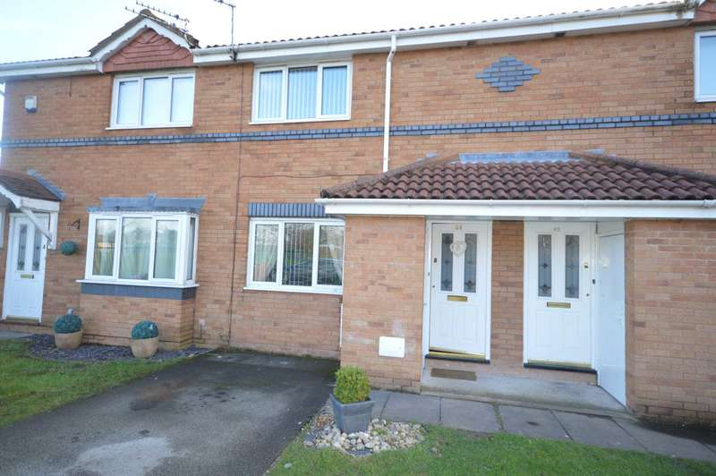2 Bedrooms Terraced House for sale in Archers Green, Eastham