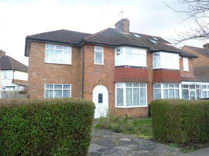 4 Bedrooms Semi Detached House for sale in Poolsford Road, Colindale, London