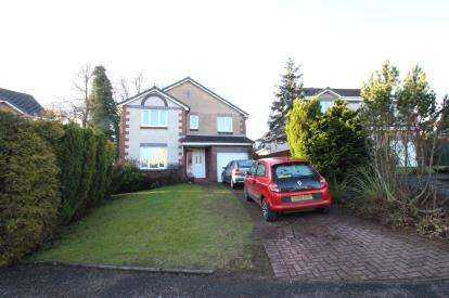 4 Bedrooms Detached House for sale in Pearson Place, Dennyloanhead