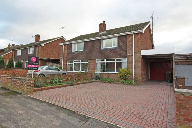3 Bedrooms Semi Detached House for sale in Rothwells Close, Cholsey