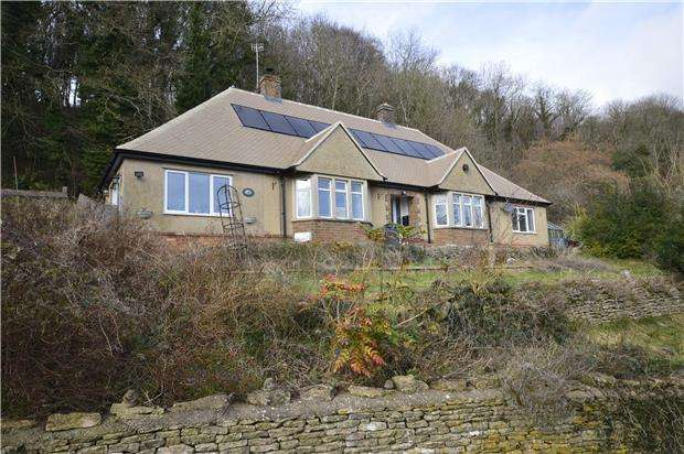 3 Bedrooms Detached House for sale in Newlands, Randwick, Gloucestershire, GL6 6HJ