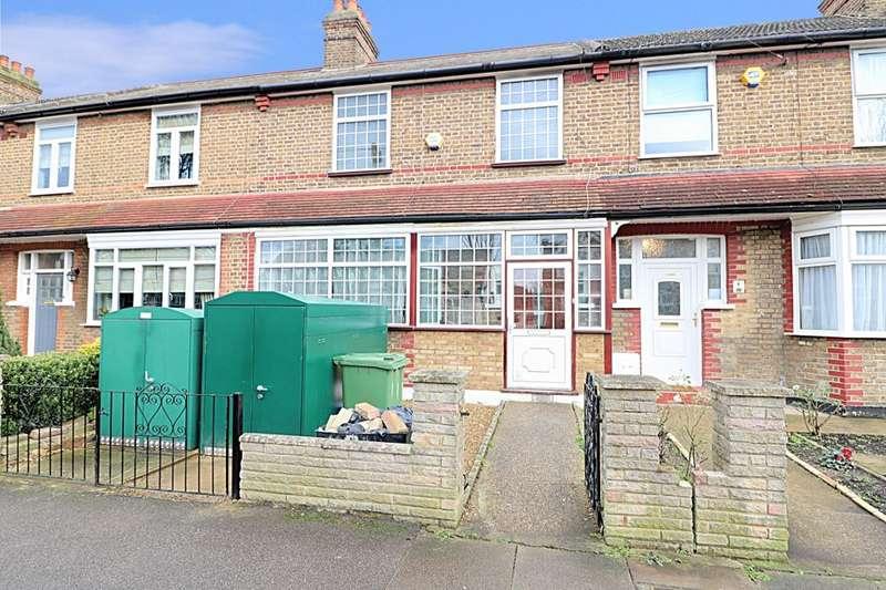 3 Bedrooms Terraced House for sale in Mordon Road, Ilford, IG3