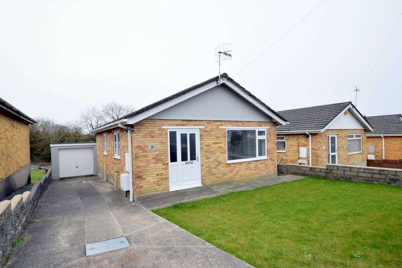 2 Bedrooms Detached Bungalow for sale in 38 Woodlands Park, Kenfig Hill, Bridgend, Bridgend County Borough, CF33 6EB.