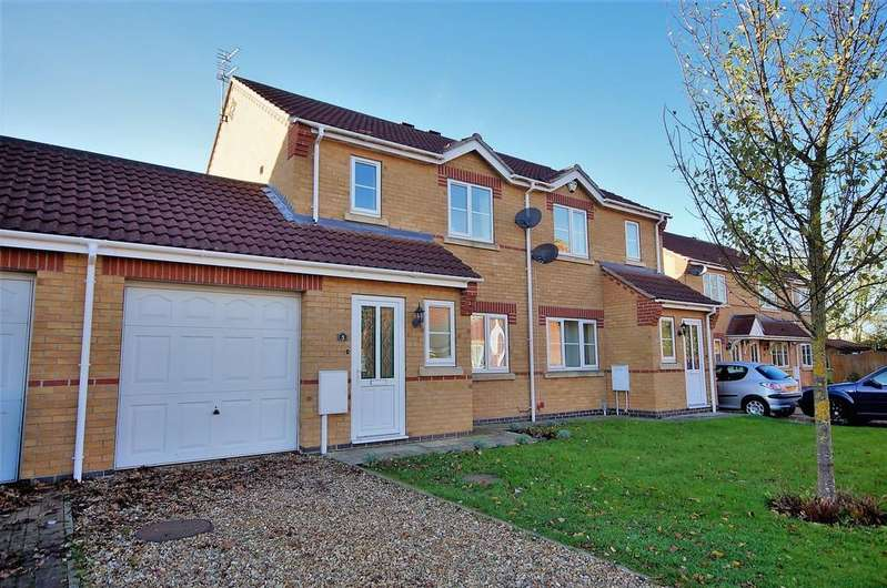 3 Bedrooms Semi Detached House for sale in Eastholm, Lincoln